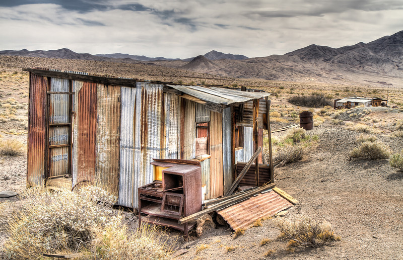 125 Rhodes Spring Cabin