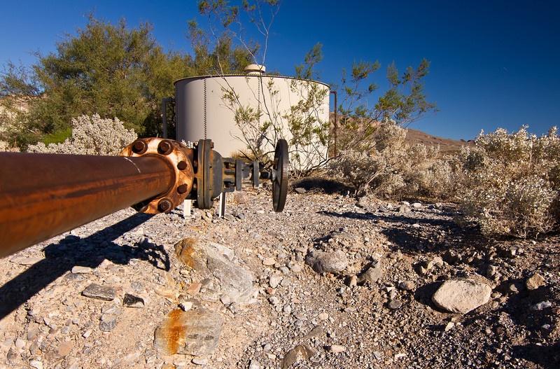 075 Navel Spring water tank, Furnace Creek Wash