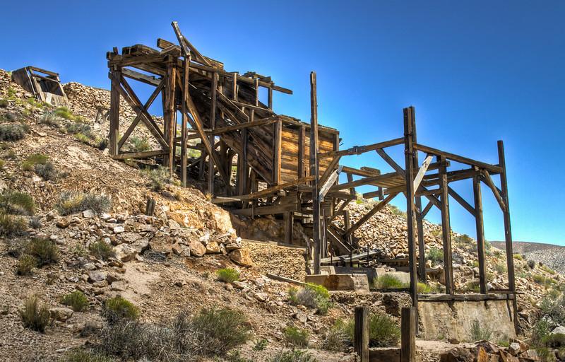 102 Eureka Mine, Harrisburg Flats, Death Valley