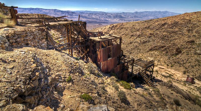 106 Skidoo, Death Valley