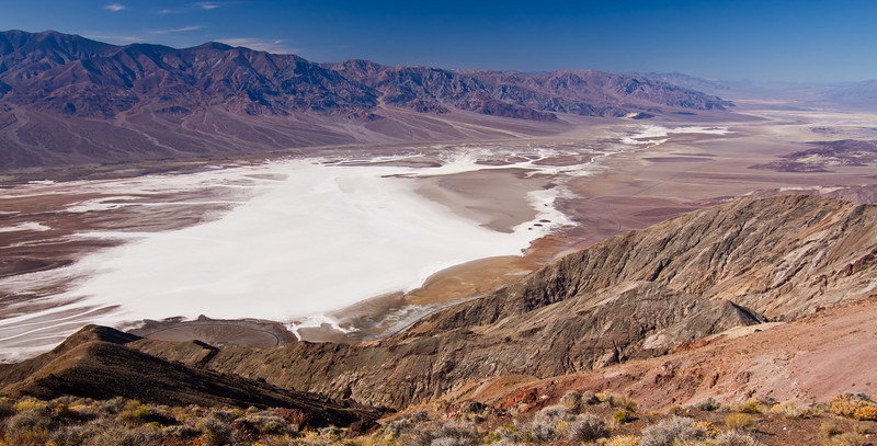073 Badwater Basin from Dante's View