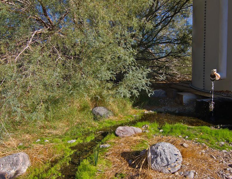 074 Navel Spring water tank, Furnace Creek Wash