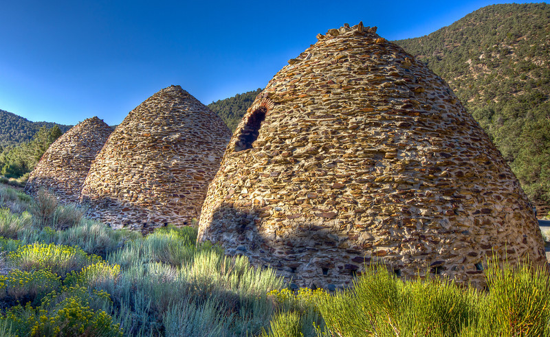 092 Charcoal Kilns, Wildrose Canyon, Death Valley
