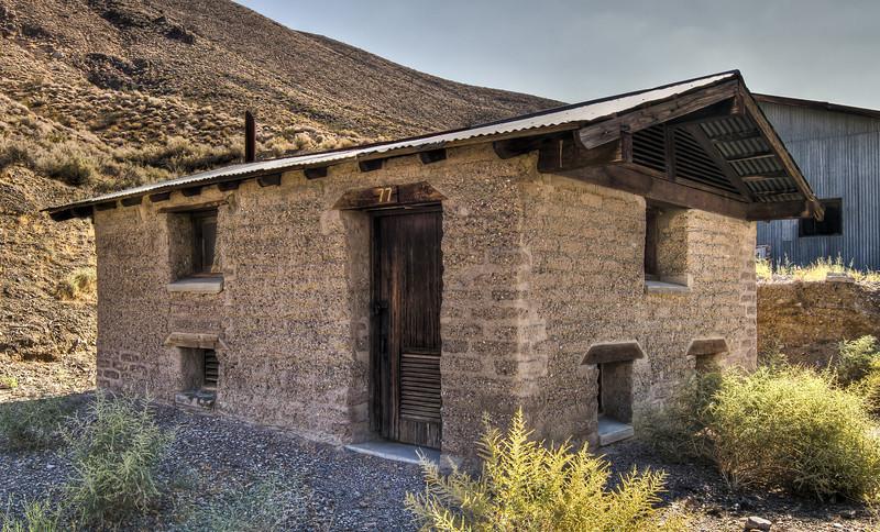 095 Wildrose Ranger Station, Death Valley