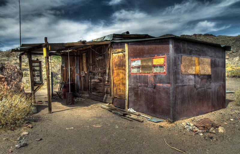 128 Rhodes Spring Cabin