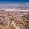 101 Aguereberry Point.  View north through Death Valley