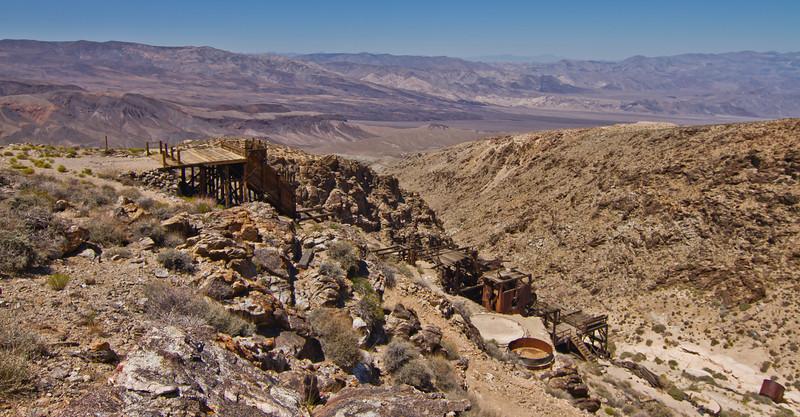 108 Skidoo, Death Valley
