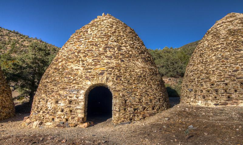 091 Charcoal Kilns, Wildrose Canyon, Death Valley