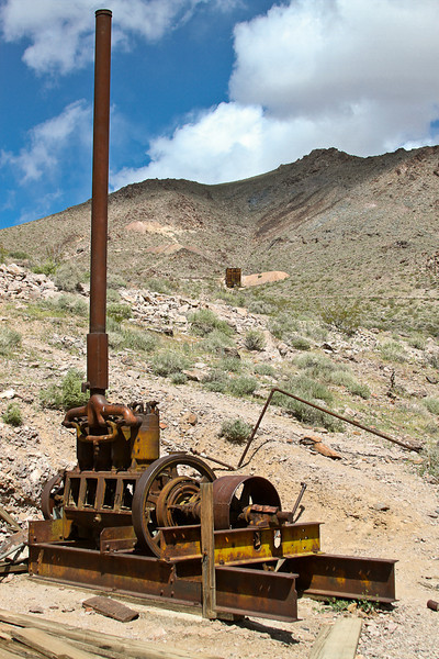 035 Inyo Mine, Funeral Mountains