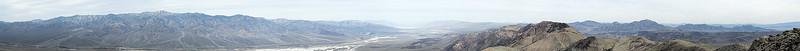Panorama from Dante's Peak<br /> January 10, 2007