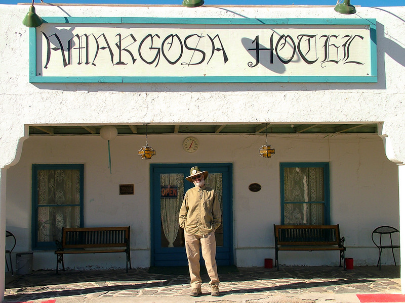 Amargosa Hotel and Opera House