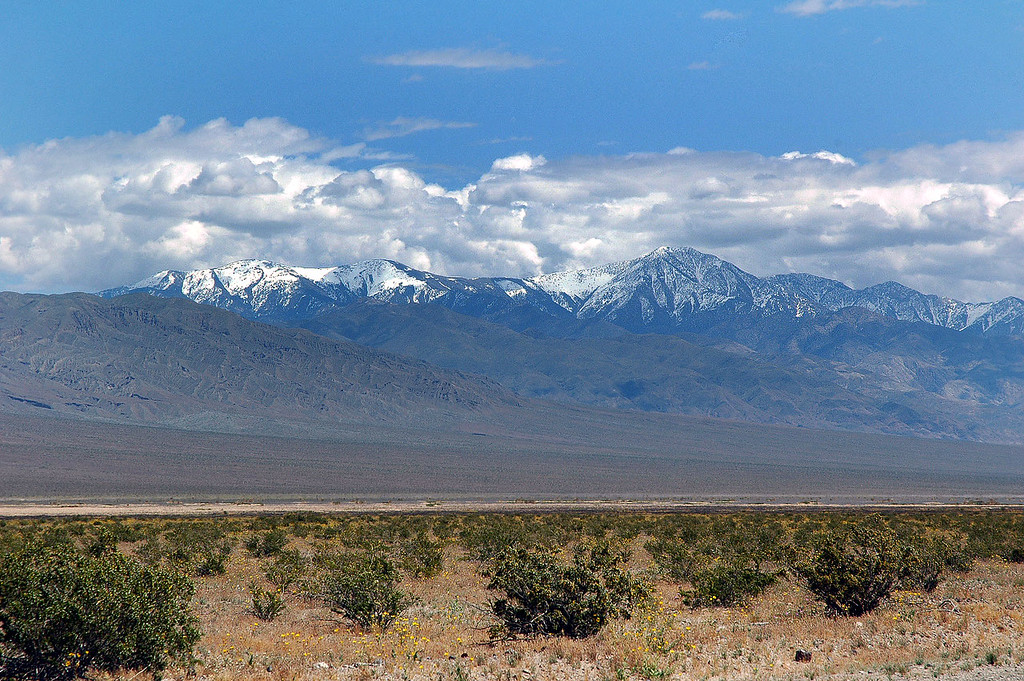 Had to get in my shot of Telescope Peak from the Panamint Valley Road. Another fun trip to Death Valley, I really got to like this place.<br /> <br /> THE END