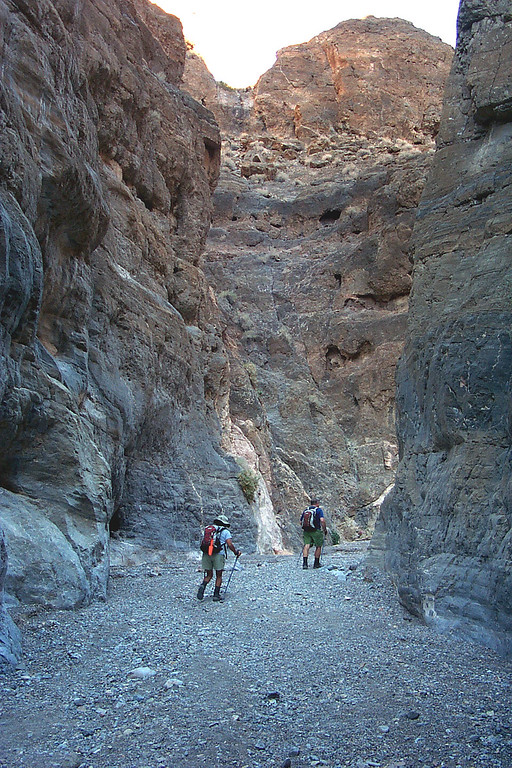 These narrows were pretty cool, but there are better ones ahead.