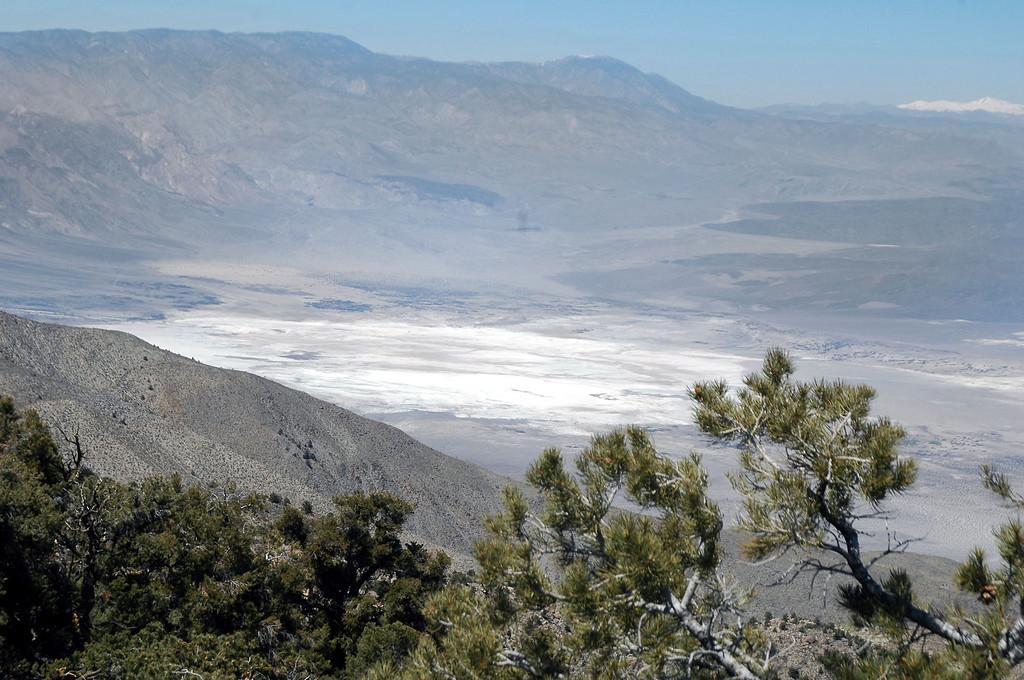 Zoomed in on Salt Lake.