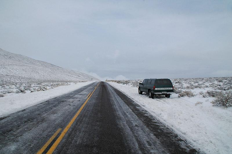 At Towne Pass.
