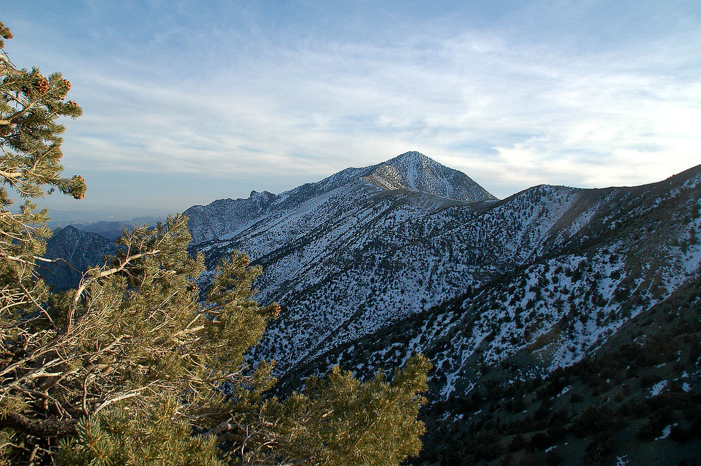 One last look at Telescope Peak.