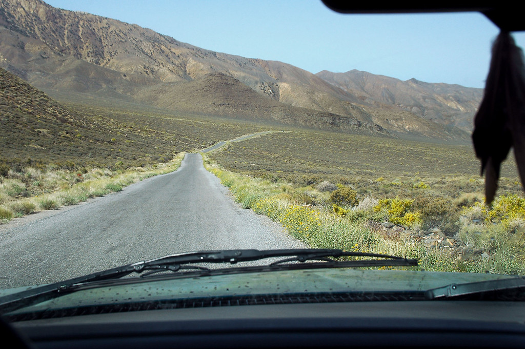 Sooz and Chip headed into Death Valley while I headed for home. Another fun weekend.<br /> <br /> THE END