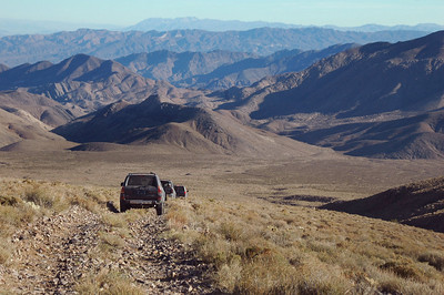 Thanksgiving - Ibex Peak & Warm Springs Canyon 11/26/08 - 11/30/08
