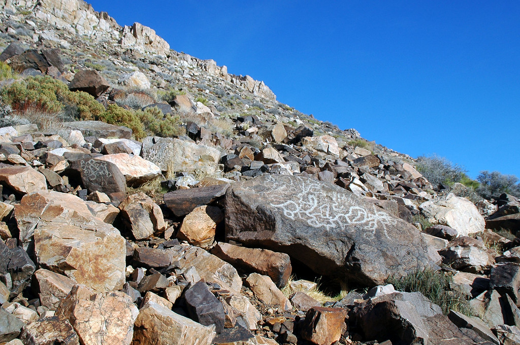 Last petroglyph shot.