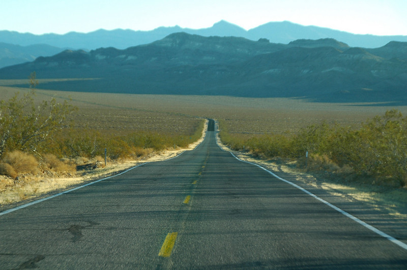 Heading home on Hwy 178. Another great Thanksgiving in Death Valley.<br /> <br /> <br /> THE END