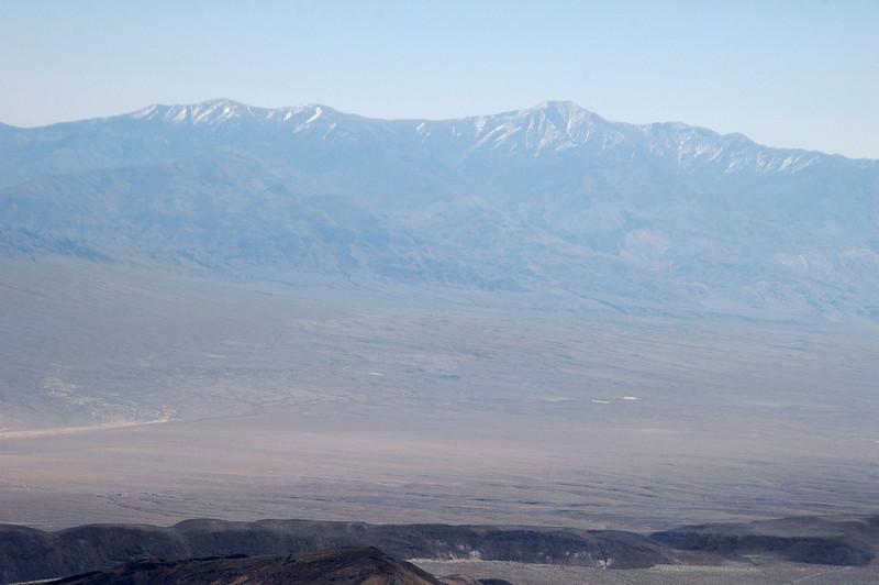 Rogars and Telescope Peaks.