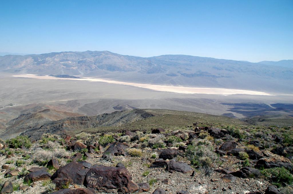 Panamint Dry Lake