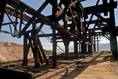 Keane's Mine, Death Valley