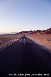 Long Road - Death Valley