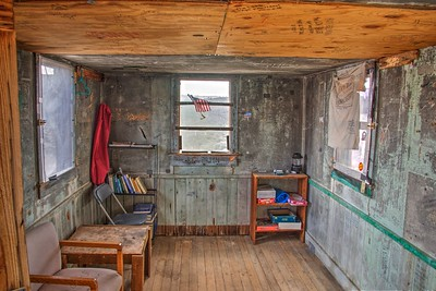 Boxcar Cabin in Death Valley