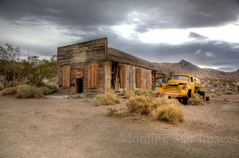 Darwin Truck and Barn