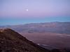 Full moon at Dante's View