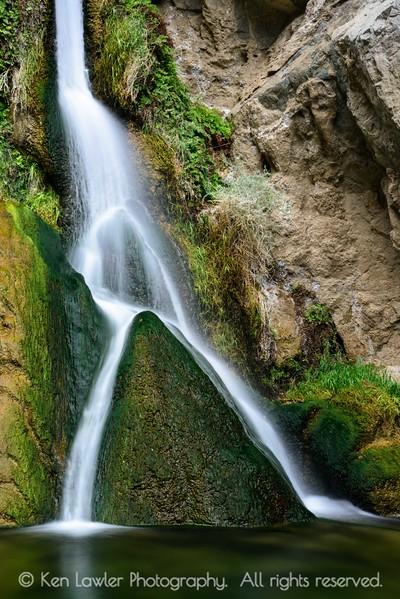 Darwin Falls detail