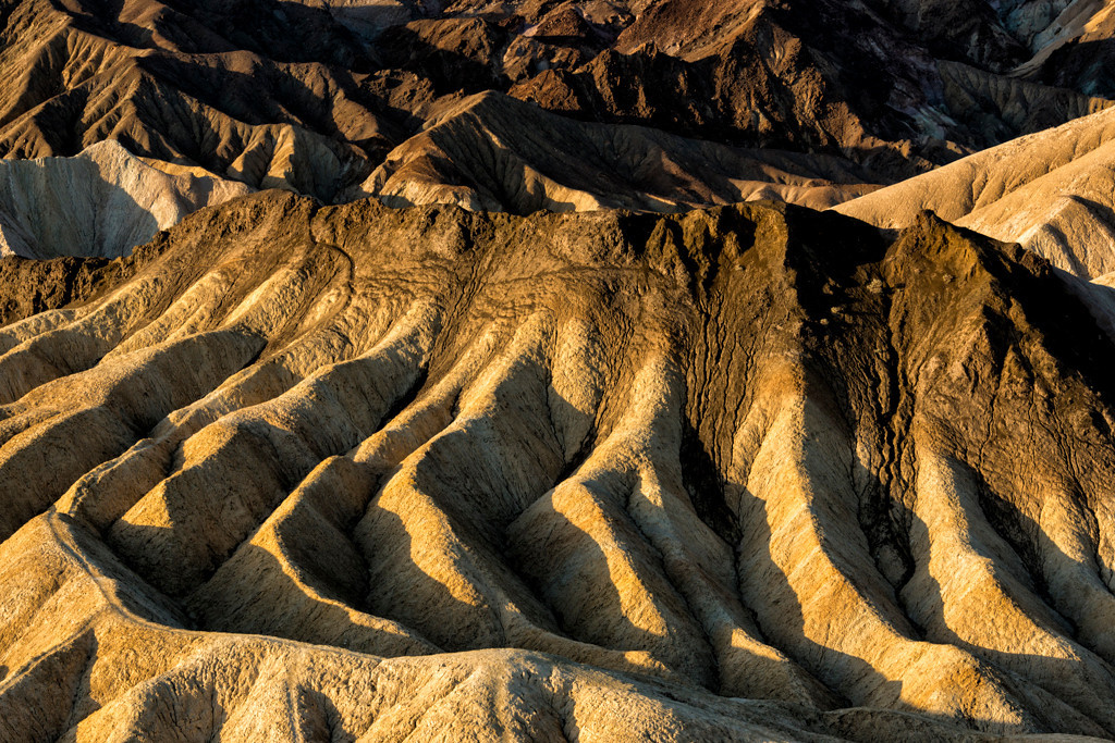 Badlands-Zabrinski Point-Sunrise