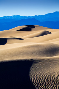 Sunset Dunes-Death Valley