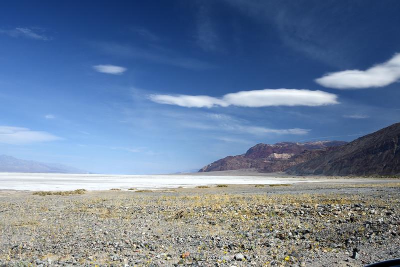 Death Valley near Badwater