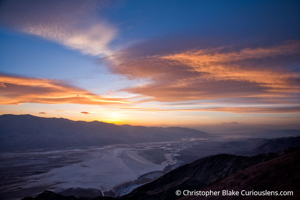 Dantes view - Death Valley-2