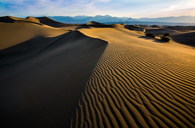 Death Valley National Park Winter Fine Art Photos! Dr. Elliot McGucken Fine Art Landscape and Nature Photography