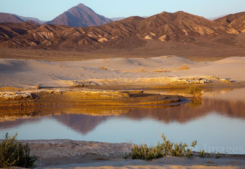 Death Valley Pond