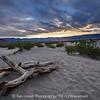 Mesquite Dunes sunset