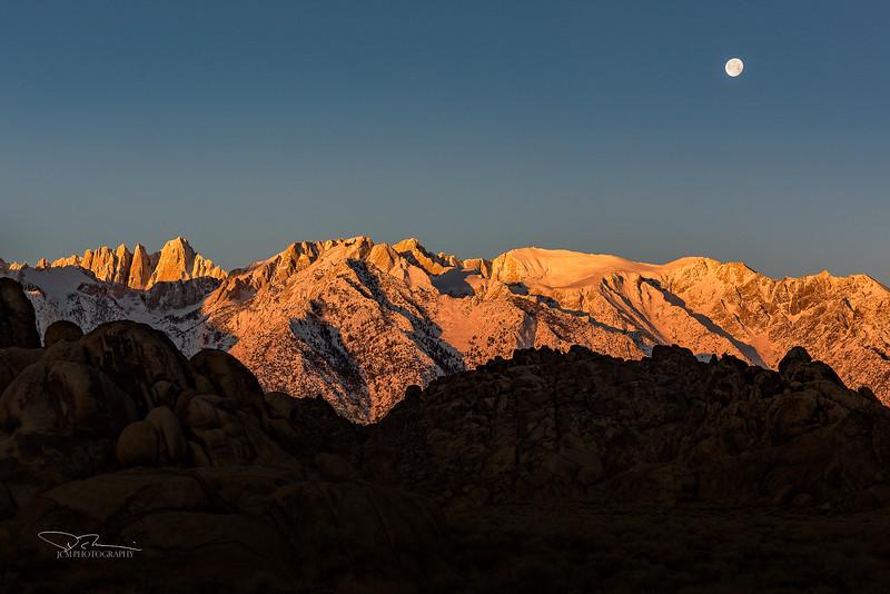 Sierra Sunrise/Alpenglow