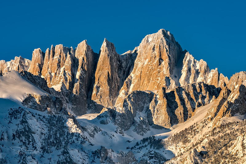 Mt Whitney Sunrise