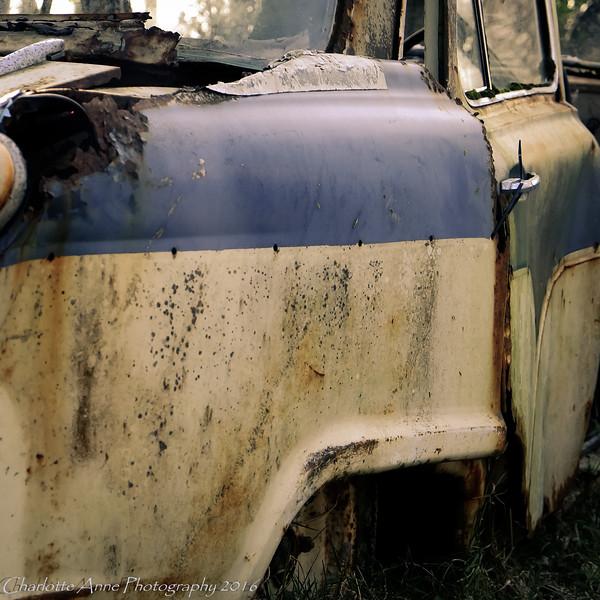 Vintage Car w