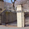 Edgewater Cemetery Gates - Edgewater, NJ