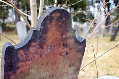 Tappan Cemetery, NY