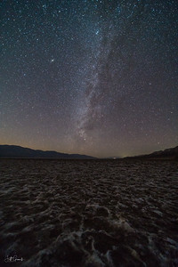 Milky Way - Badwater Basin - Death Valley, CA
