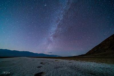 Milky Way - Badwater Basin - Death Valley, CA