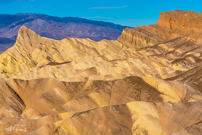 Zabriskie Point - Death Valley, CA
