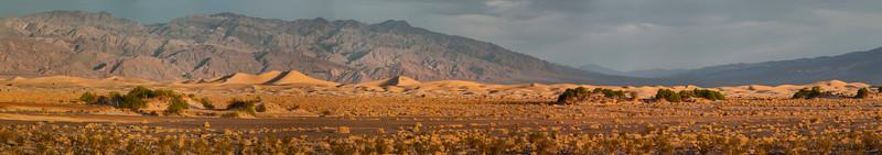 Mesquite San Dunes, Death Valley National Park, California