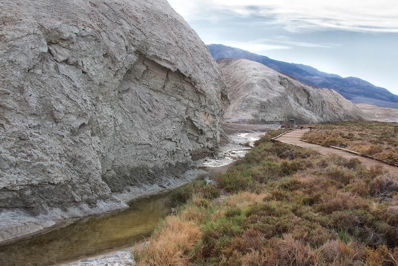 Salt Creek, Death Valley National Park, California