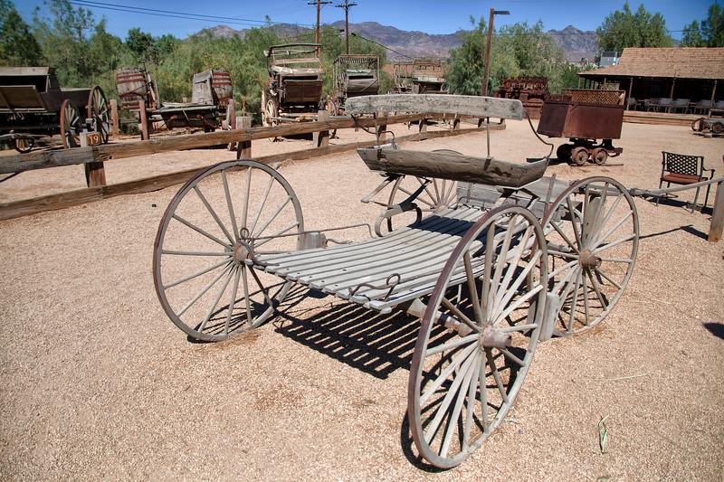 Furnance Creek Ranch, Death Valley National Park, California